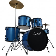 Firefeel D004BL Akustični bubnjevi set