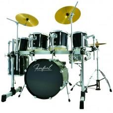 Firefeel D010 Akustični bubnjevi set