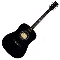 Firefeel S022BK  Akustična Vestern gitara