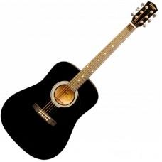 Squier By Fender SA-105 BK Akustična gitara