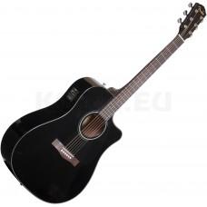 Fender CD-60 CE BK Akustična ozvučena gitara