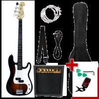 Firefeel S104SB Bas gitara PAKET
