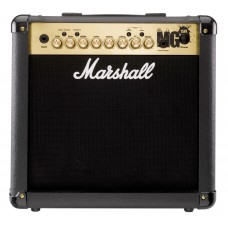 Marshall MG4 Series MG15FX 15W 1x8 Guitar Combo Amp (Black) Black