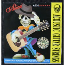Alice A206-SL Western Guitar string 011