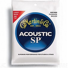 Martin SP4800 Acoustic Bass Strings