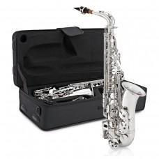 Firefeel W009 Alt Saksofon Silver