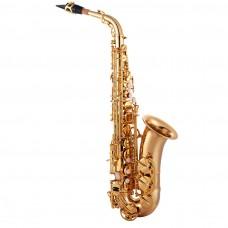 Firefeel W017 Alt Saksofon Gold Plated