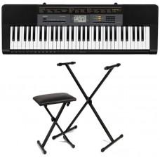 Casio CTK-2500PAK klavijatura paket