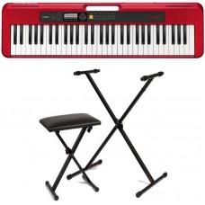 Casio CT-S200RD PAK klavijatura paket