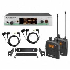Sennheiser EW 300-2 IEM G3 bežični in ear monitoring