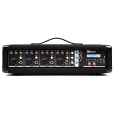 Power Dynamics	PDM-C405A 4-Channel Mixer with Amplifie