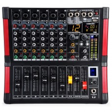 Power Dynamics PDM-M604 6-Channel Music Mixer