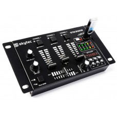 SkyTec STM 3020B 6-Channel Mixer USB MP3