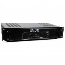 SkyTec SPL 300 Amplifier 2x 150W Black